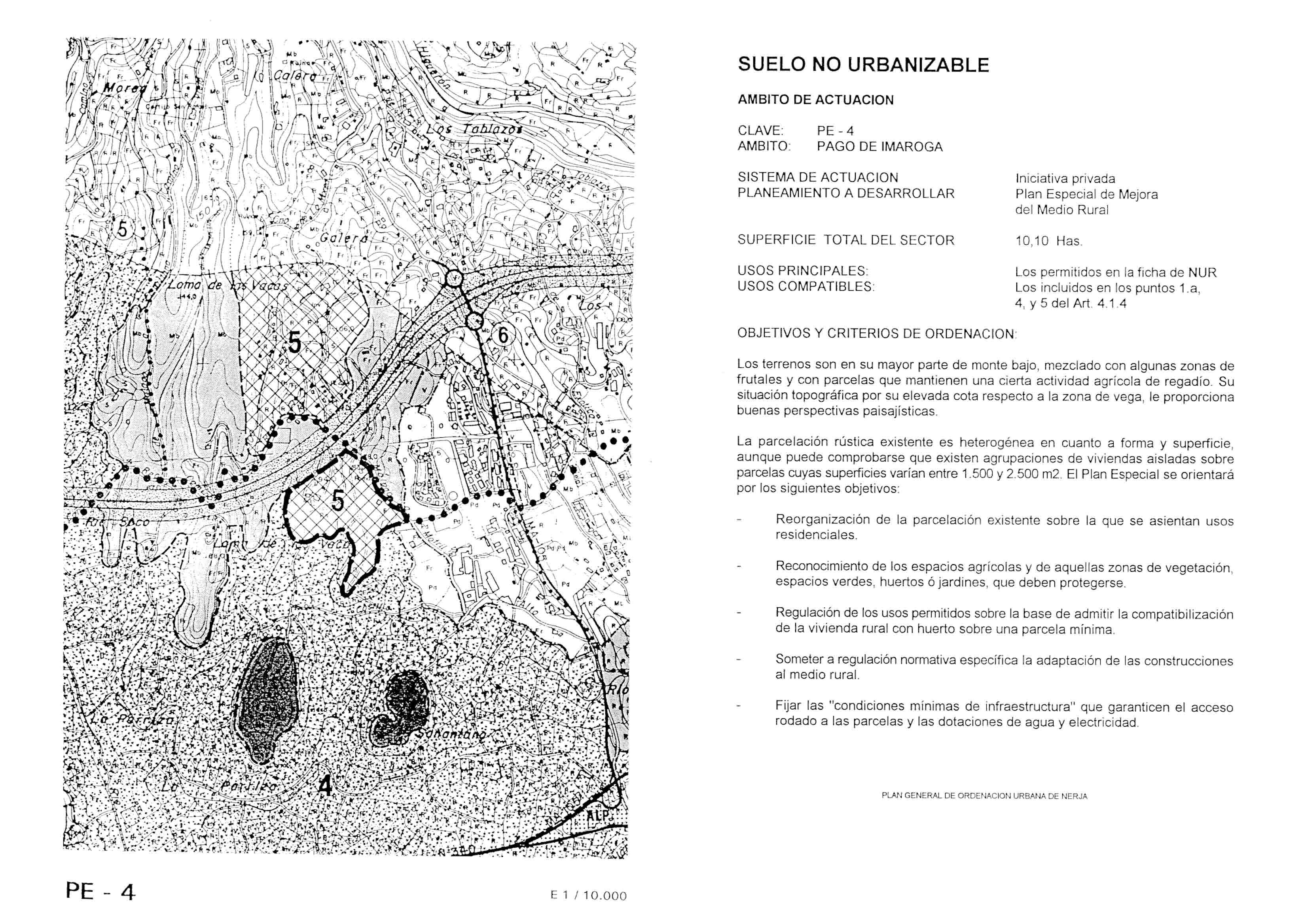 suelo no urbanizable portal de transparencia del