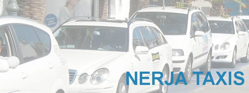 Taxis  Nerja