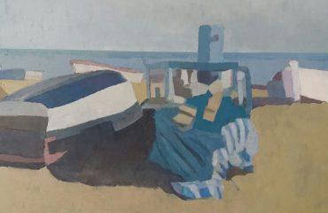La exposición de pinturas 'Presencias' abre hoy sus puertas en la Sala Municipal de Nerja