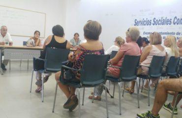La concejalía de Bienestar Social se compromete a luchar con trabajadores y sindicatos para seguir el Convenio de Dependencia