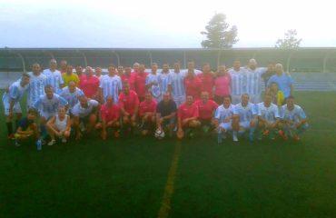 C.F. Veteranos de Nerja gana el partido contra Veteranos de Almería