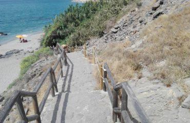 Desde la concejalía de Playas se informa que se sigue arreglando las costas del municipio