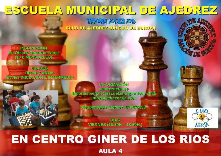 El plazo de inscripciones para las diferentes Escuelas Municipales ... 343d00485bfc3