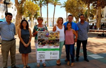 El Ayuntamiento de Nerja colabora con el KDD Villa de Nerja 4x4 2017