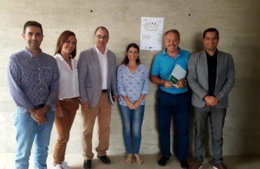 Patricia Gutiérrez acude al Foro de Participación sobre Turismo en el Jardín Botánico Detunda-Cueva de Nerja