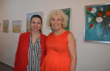 The Arts Society Nerja celebra sus 25 años en el municipio con la exposición 'Andalucía de Oro'