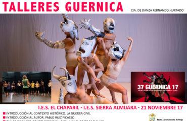 El Guernica de Picasso será la temática de la danza contemporánea mañana en los institutos