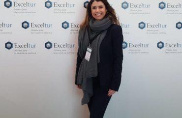Patricia Gutiérrez participa en el 9 foro Exceltur dedicado a la sostenibilidad y la digitalización