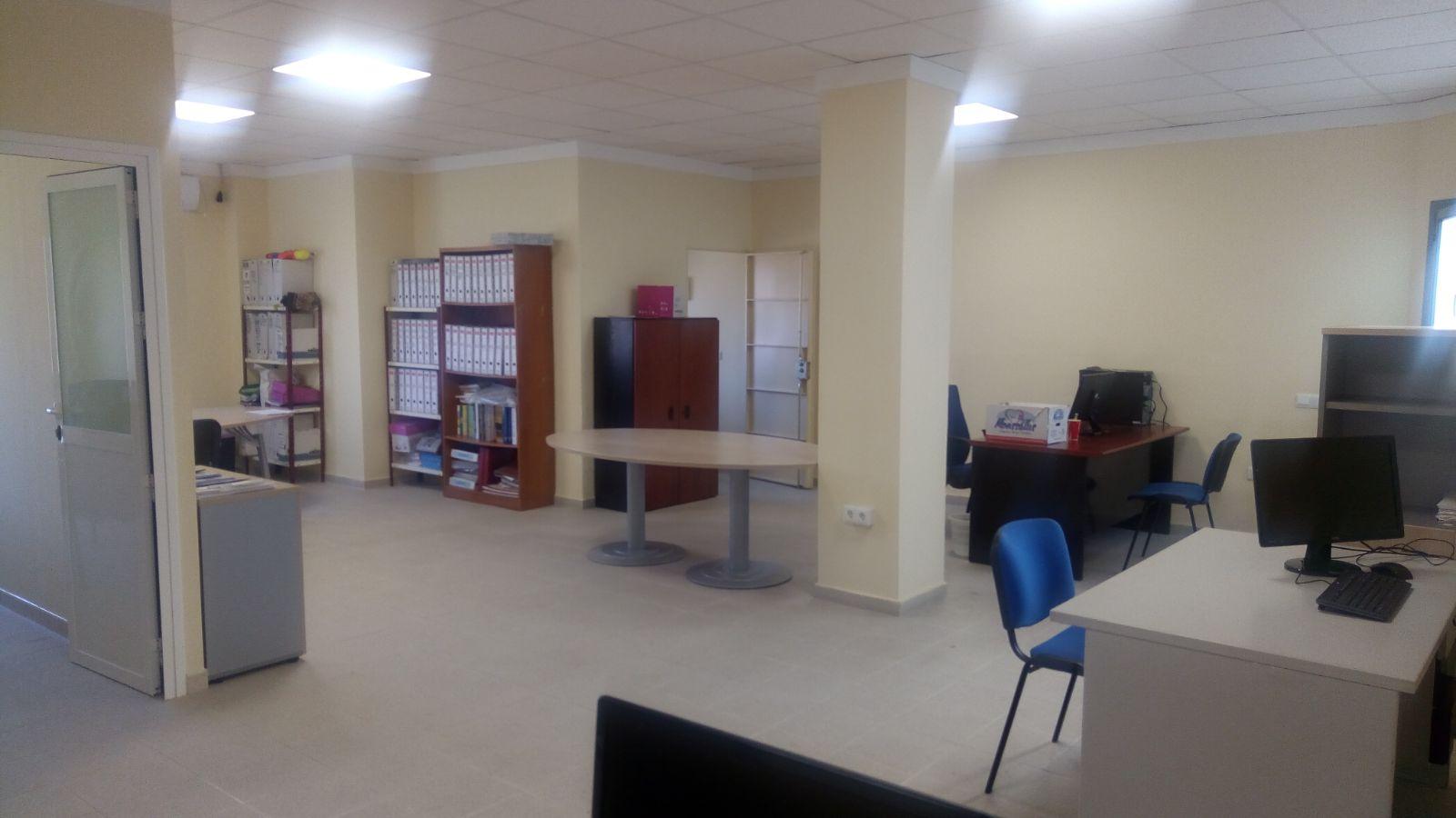 La oficina de deportes se traslada de ubicaci n for Ubicacion de las oficinas