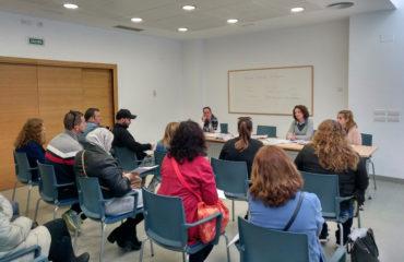 Éxito de participación en la sesión informativa sobre la Renta Mínima de Inserción