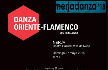 Inscripciones abiertas para el taller de danza oriental-flamenco
