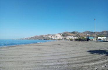 Actuaciones en las playas y aparcamientos de El Playazo