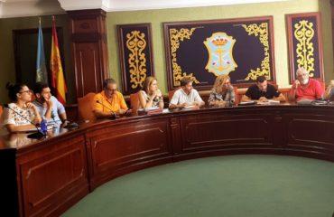 El Grupo de Gobierno negocia la primera Oferta de Empleo Público de Nerja