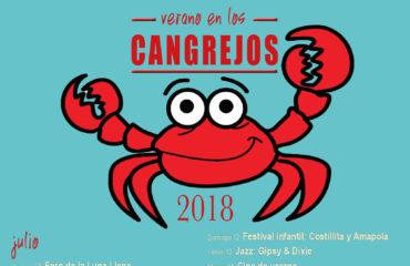 """Vuelve el """"Verano en los Cangrejos"""" el próximo 27 de julio"""