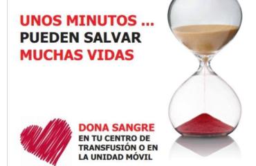 El lunes vuelve la unidad móvil de colecta de sangre