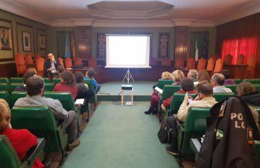 Reunión informativa sobre Administración Electrónica