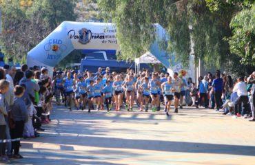 Nerja celebra su particular fiesta del Atletismo Local