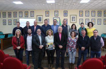 Presentación del programa de la comarca Costa del Sol-Axarquía en FITUR 2019