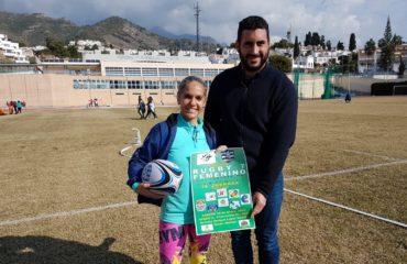 IV Jornada del Campeonato de Andalucía de Rugby 7 Femenino en Nerja