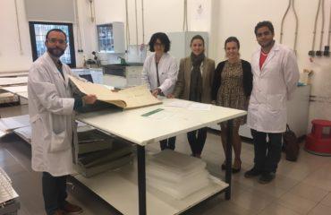El Archivo Municipal digitaliza tres nuevos documentos históricos