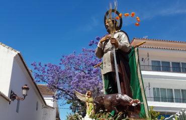 Año tras año San Isidro crece como fiesta tradicional