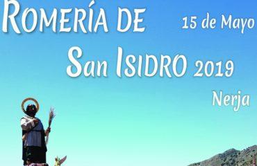 Cartel y programación de la Romería de San Isidro 2019