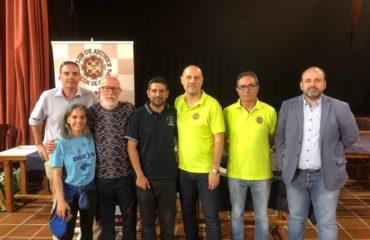 Entrega de premios del I Torneo Infantil de Ajedrez