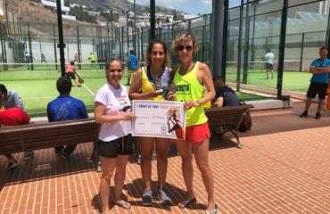 Celebrado el I Torneo San Juan de Pádel en el municipio