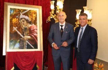 Presentado el Cartel anunciador de los desfiles procesionales y actos religiosos en honor a los Patronos