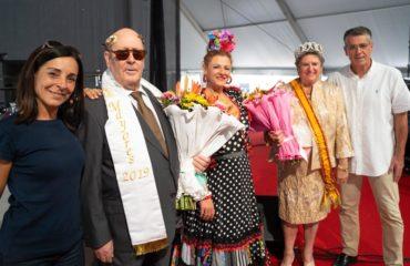 Homenaje a nuestros mayores en la Feria de Nerja