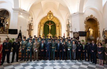 Homenaje a la Guardia Civil por su 175 Aniversario