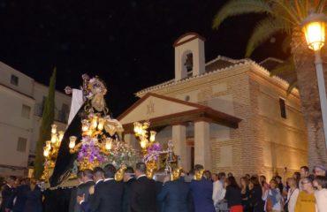 Nerja procesiona a sus Santos Patronos