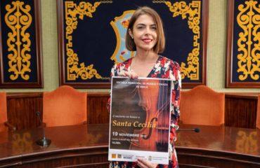 La Escuela Municipal de Música ofrece el tradicional concierto en honor a Santa Cecilia