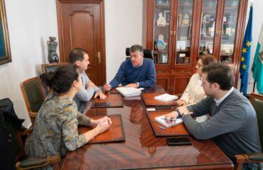 Reunión con la Asociación Provincial de Constructores y Promotores de Málaga