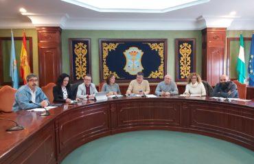 Reunida la Junta de Portavoces del Ayuntamiento de Nerja