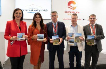 """Nerja presenta """"Entre el mar y el cielo"""", una campaña para poner en valor el turismo medioambiental"""