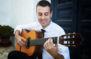 Concierto de guitarra clásica en el Centro Cultural