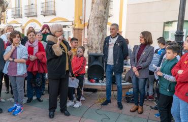 Multitudinaria celebración del Día contra el Cáncer Infantil
