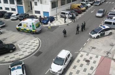La Guardia Civil de Nerja intercepta y aisla a un infectado por coronavirus