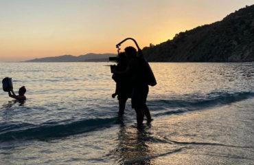 Vanesa Martín graba en Maro su próximo videoclip