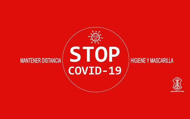 Las medidas excepcionales de la Junta frente al coronavirus no se aplican en Nerja 2