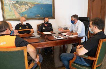 José Merino, nuevo coordinador de Protección Civil