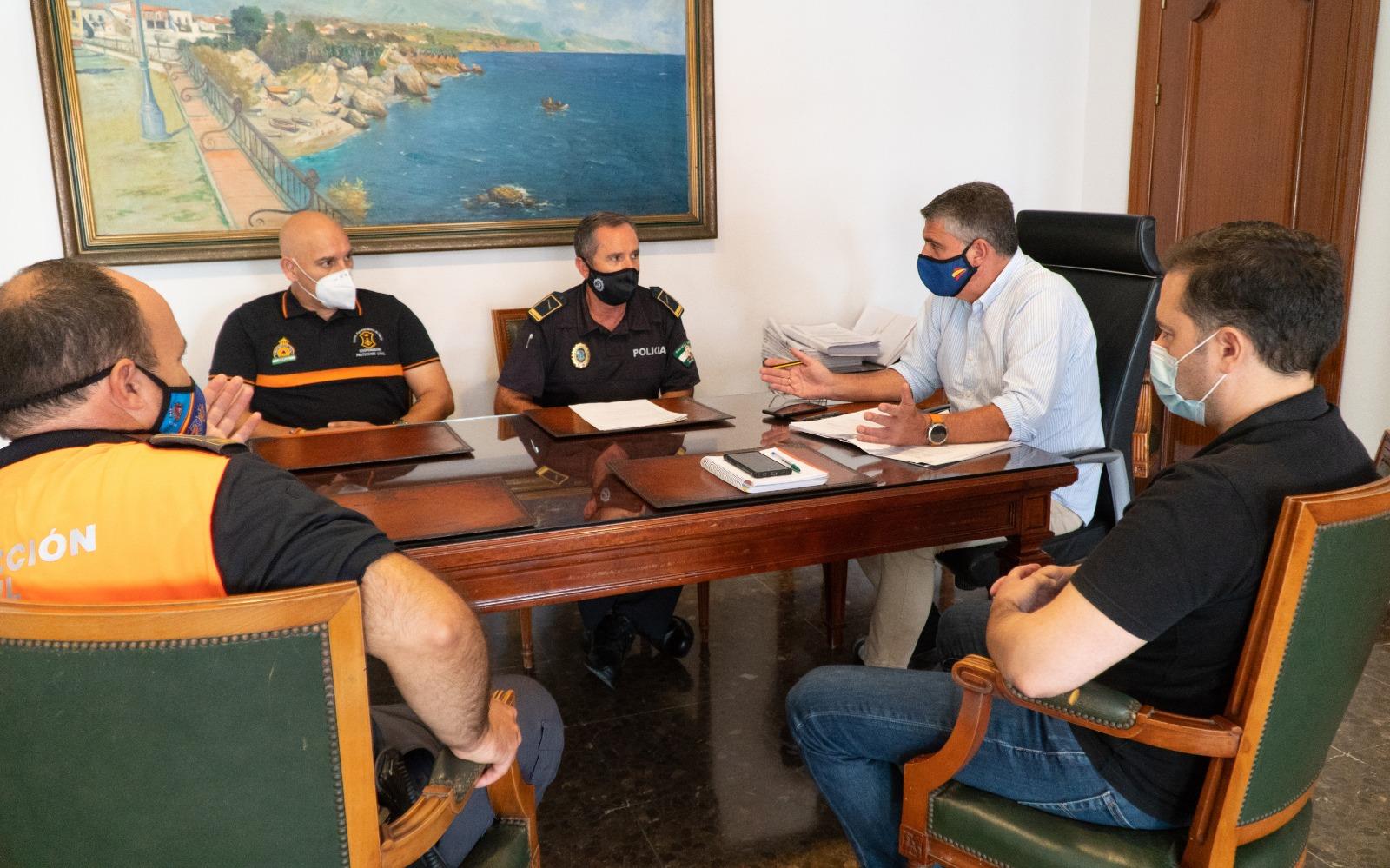 José Merino, nuevo coordinador de Protección Civil 1