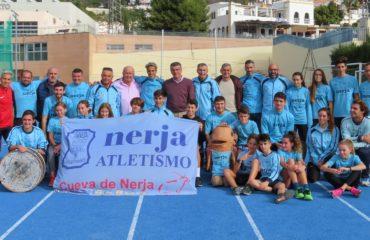 El Club Nerja de Atletismo segundo en el ranking nacional de clubes de la Real Federación Española de Atletismo