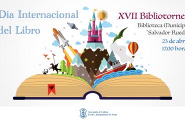 El Ayuntamiento conmemora el Día Internacional del Libro con la final del XVII Bibliotorneo