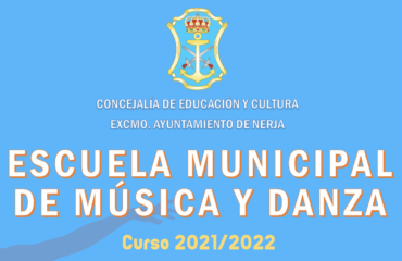Cultura informa sobre las nuevas matriculaciones en la Escuela Municipal de Música y Danza de Nerja