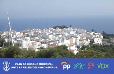 Cultura da luz verde a la construcción de un aparcamiento en Maro (Plan de Infraestructuras / Plan de Choque)