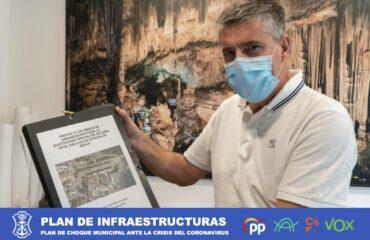 El Ayuntamiento adjudica las obras de sustitución parcial de la solería del Balcón de Europa (Plan de Infraestructura)