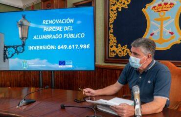 El Ayuntamiento adjudica por 649.617,98 euros la renovación parcial del alumbrado público