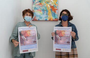 La Concejalía de Igualdad y la Asociación Nerjeña de Arte ANEDA ponen en marcha un taller de pintura para mujeres